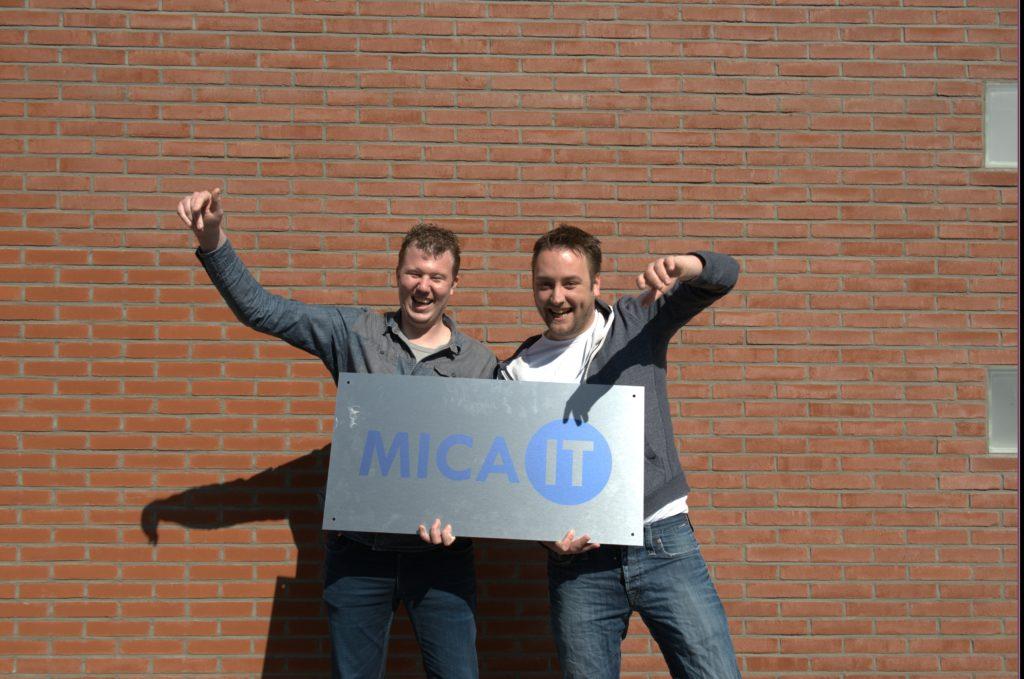 Luuk en Göran - Mica 10 jaar